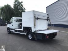 Maquinaria vial Iveco Daily 65C17 camión limpia fosas usado