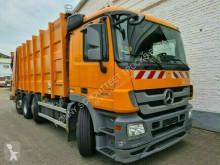 Mercedes Actros 3236 L 8x2/6 3236 L 8x2/6, EEV, 2x Lenkachse, ZÖLLER Medium XL camion benne à ordures ménagères occasion