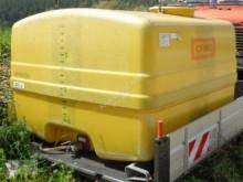 4000 L Fass Cisterna, serbatoio, botte spandiliquame usato