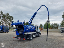 Camion hydrocureur Iveco WUKO CW-5A do zbierania odpadów płynnych separatorów