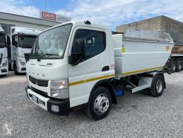 Mitsubishi Canter camion benne à ordures ménagères occasion