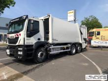 Camion benne à ordures ménagères Iveco Stralis