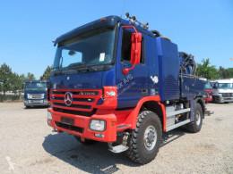 Camion hydrocureur Mercedes-Benz Actros 2041 4x4 FFG Elephant 2000 Euro 5