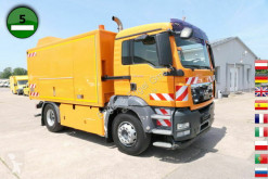 آلة لصيانة الطرق MAN 18.320 4x2 BL Wiedemann & Reichardt 7000L Aufbau شاحنة ضخّ مائي مستعمل