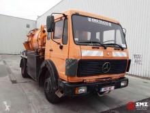 Mercedes Druck- und Saugwagen SK 1617
