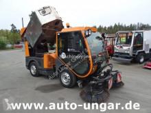 Zametací vůz Nilfisk CityRanger JungoJet CR 3500 4x4 Knicklenkung