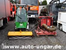 Maquinaria vial camión quitanieves Egholm Powerflex 4x4 Schneebesen Winterdienst + Mäher