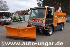 Maquinaria vial camión quitanieves con salero Multicar Kiefer Boki HY 1251B Winterdienst Bj. 2008 Kipper 4x4