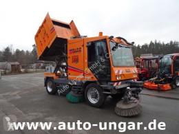 Camion balayeuse Dulevo 5020S Veloce 5000 Hochentleerung