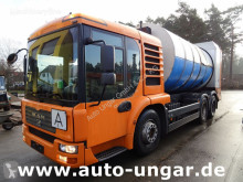 Camion raccolta rifiuti MAN TGA TGA 28.320 6x2-4 Faun Rotopress Zoeller MGHK Euro 4