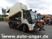 Schmidt Aebi MFH 5500 Lenkung Hochentleerung camion spazzatrice usato