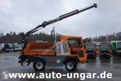 Vehículo de limpieza viaria vehículos especiales Multicar Hansa APZ 1003