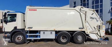 Camion benne à ordures ménagères Scania P270 - 20M3 - 26 T
