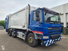 Camion benne à ordures ménagères DAF 75.250 / Vuilniswagen / Geesink opbouw
