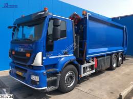 Iveco Stralis 330 camion benne à ordures ménagères occasion