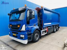 Camion benne à ordures ménagères Iveco Stralis 330