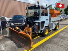 Maquinaria vial camión quitanieves con salero meili vm 1300 h45 kipper mit salzstreuer und schneepflug