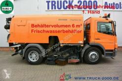 Mercedes Strassenkehrmaschine Atego Atego 1324 Bucher CityFant 60 +Wartungsnachweise
