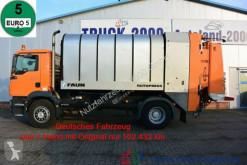 آلة لصيانة الطرق MAN TGM TGM 18.250BL Faun Rotopress 516 Zöller Schüttung شاحنة قلابة للنفايات المنزلية مستعمل
