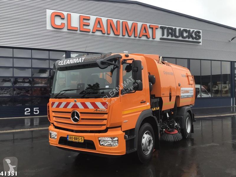 Vedere le foto Veicolo per la pulizia delle strade Mercedes Atego 1521
