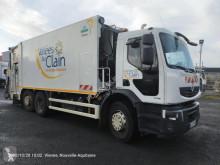 Renault Premium 340 camion benne à ordures ménagères occasion
