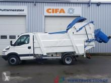 Iveco Daily Daily 65C15 Schörling Mikro8m³ 1.1 Deutscher LKW camion benne à ordures ménagères occasion