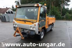 Multicar Kiefer Boki Hy 1251B 4x4 Allrad Kipper Kommunal Strassenreiniger gebrauchter