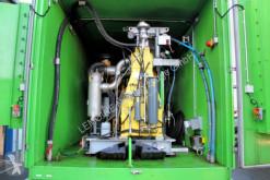 Camion hydrocureur Hammelmann Hammelmann HDP 502+HDP 172 HD-Pumpe Container