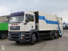 MAN TGA TG-A 26.320 6x2 Müllwagen Haller+Zoeller Schütte gebrauchter Müllfahrzeug