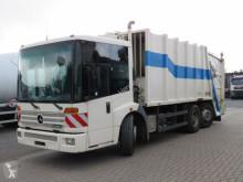 Mercedes Econic 2628 6x2 Müllwagen Haller+Zoeller Schütte camion benne à ordures ménagères occasion