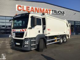 MAN TGS 28.320 camión volquete para residuos domésticos usado