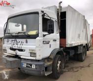 Renault M180.15 D camion benne à ordures ménagères occasion