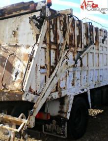 MAN 15-232 camion benne à ordures ménagères occasion