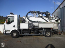 Renault Midlum 280 DXI used sewer cleaner truck
