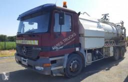 Camion hydrocureur Mercedes Actros 2631