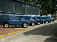 Furgoneta Land Rover Defender 110 HT New armored police car coche 4X4 / SUV usada