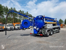 Camion hydrocureur Volvo WUKO LARSEN FLEX LINE 311 for collecting liquid waste