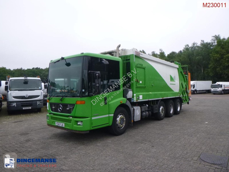 View images Mercedes Econic 3233 road network trucks