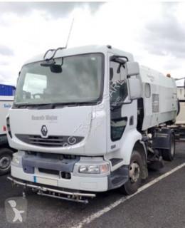 Renault Midlum 220 DCI camion balayeuse occasion