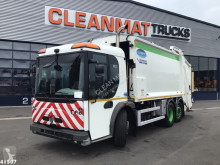 Renault waste collection truck Access