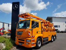 MAN TGA TGA 26.310 Vacustar WR 3100 /Müller VM F 110 EH camión limpia fosas usado