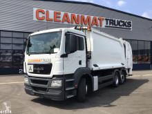 MAN TGS 26.320 camion benne à ordures ménagères occasion