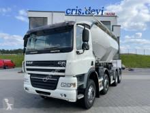 Camion hydrocureur DAF CF 85 460 8x4 Zement Silo, Euro 5