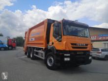 Iveco Stralis 360 śmieciarka Euro V mullwagen garbage truck gebrauchter Müllfahrzeug