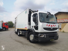 Camion benne à ordures ménagères Renault Premium 380DXI EURO V garbage truck mullwagen