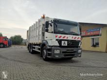 Camion benne à ordures ménagères Mercedes Axor Euro V garbage truck mullwagen