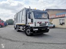 Iveco Eurocargo Euro V garbage truck mullwagen camion benne à ordures ménagères occasion