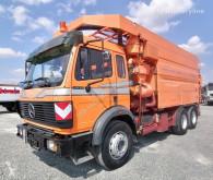 Camion hydrocureur Mercedes 2635K 6x4 Saug-& Pumpwagen Assmann 11.000 l (6)