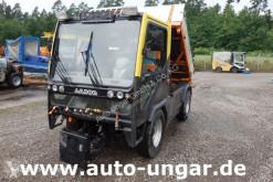 Multicar road network trucks Ladog T 1400 4x4x4 Kipper Kommunal Allrad Allradlenkung Motorsch