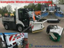 Multicar Tremo X56 Winterdienst +Kehrmaschine Ausstattung camion cu echipament de măturat străzi second-hand